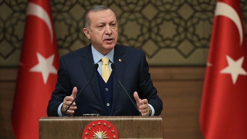 Erdoğan: Tüm vatandaşlarımızı engellilik konusunda daha sorumlu ve duyarlı olmaya çağırıyorum