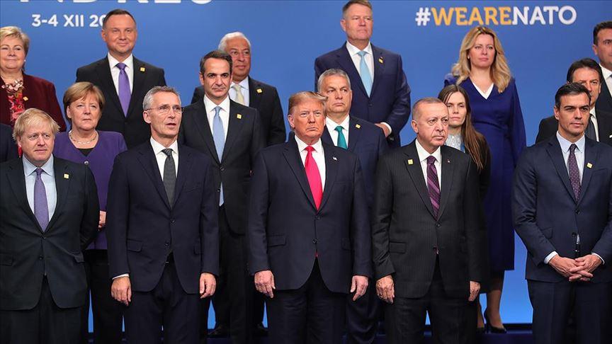 NATO Liderler Zirvesi başladı!