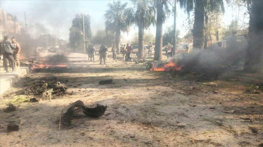 MSB: Terör örgütü Resulayn'da sivilleri hedef aldı
