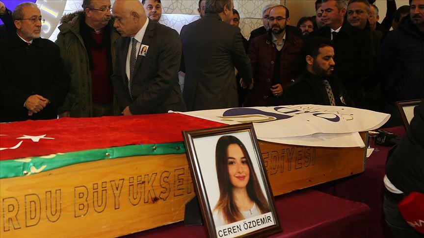 Ceren Özdemir'in katil zanlısı 4 kilometre takip edip cinayeti işlemiş