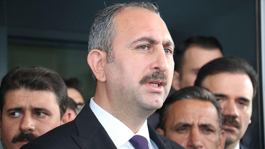 Adalet Bakanı Gül'den önemli açıklama