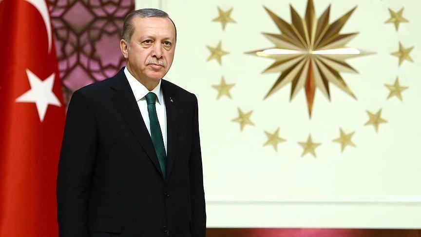 Cumhurbaşkanı Erdoğan, Kilis'in kurtuluş yıl dönümünü kutladı!