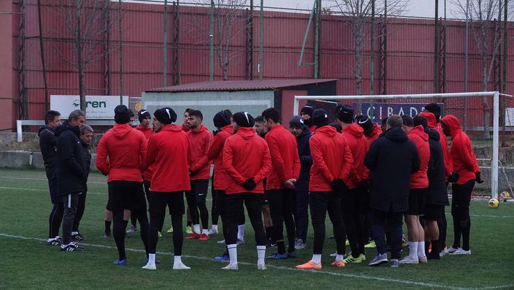 Gençlerbirliği, Göztepe maçı hazırlıklarına başladı!