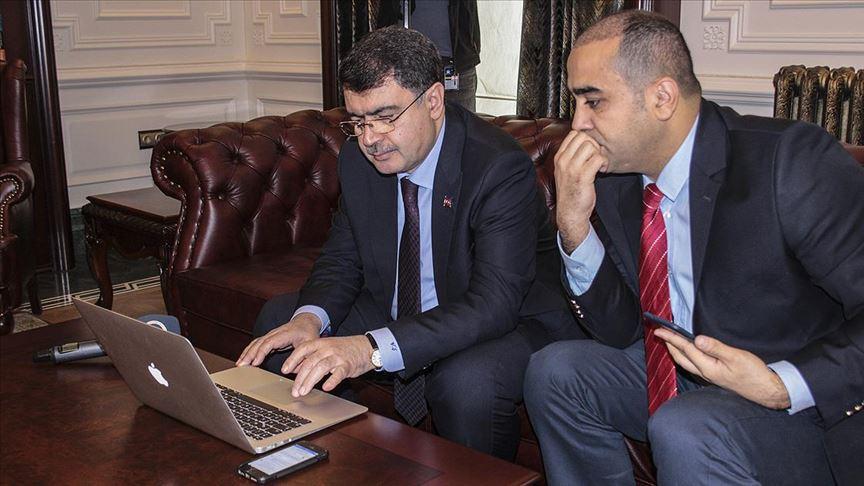 Ankara Valisi Şahin'in tercihi 'Çocuklarımızı geri istiyoruz' oldu