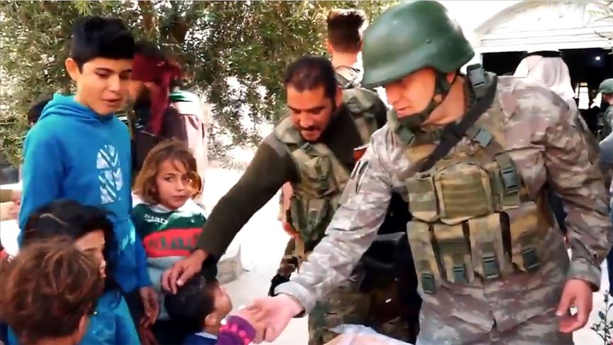 MSB: Kahraman Mehmetçik özgürlüklerin teminatı