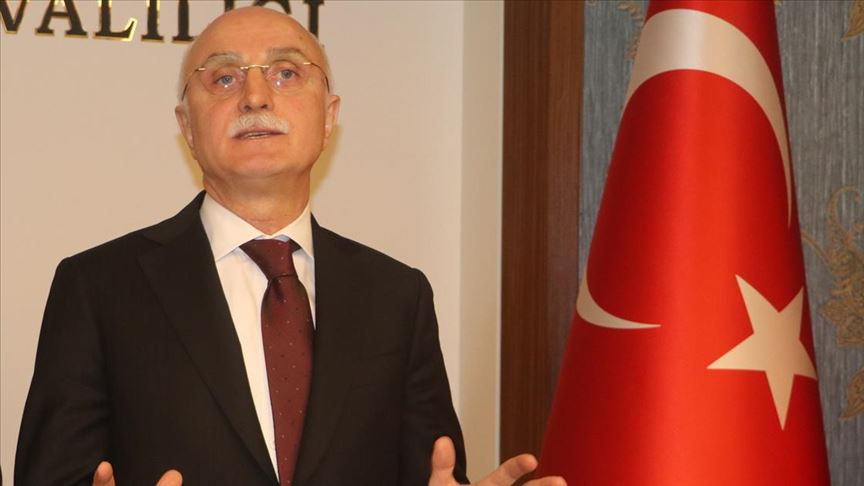 İçişleri Bakan Yardımcısı Erdil: Terörist sayısı ilk defa 500'lü rakamlara indi