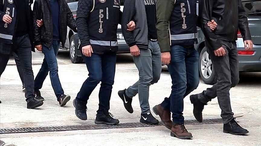 Adalet Bakanlığı'ndaki FETÖ operasyonlarında 94 gözaltı