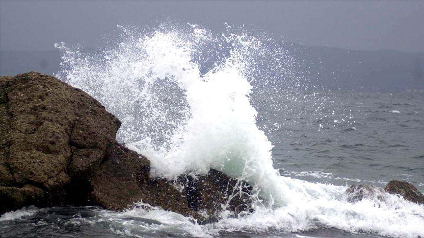 Ege Denizi için fırtına uyarısı yapıldı