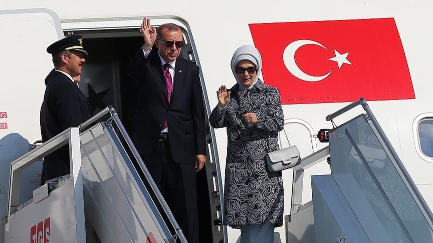 Cumhurbaşkanı Erdoğan, İsviçre ve Malezya'yı ziyaret edecek!