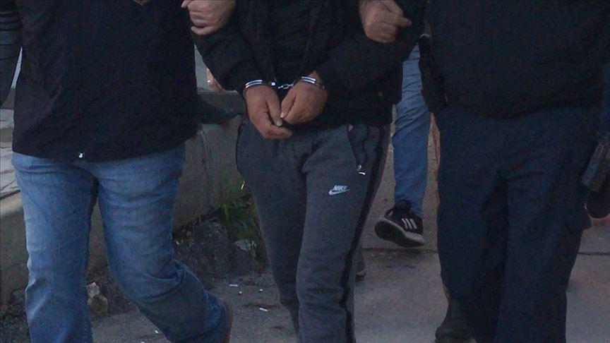 Mardin merkezli 10 ilde terör örgütü DEAŞ'a yönelik operasyonda 13 gözaltı