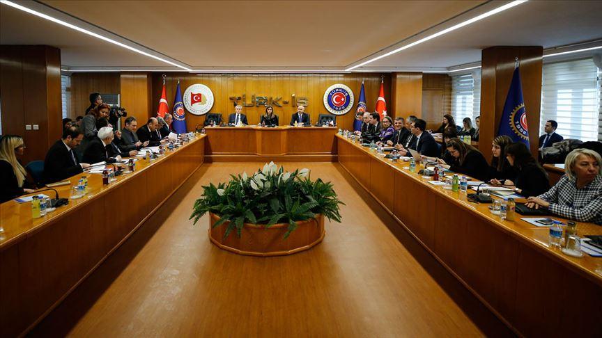 Asgari Ücret Tespit Komisyonunun üçüncü toplantısı