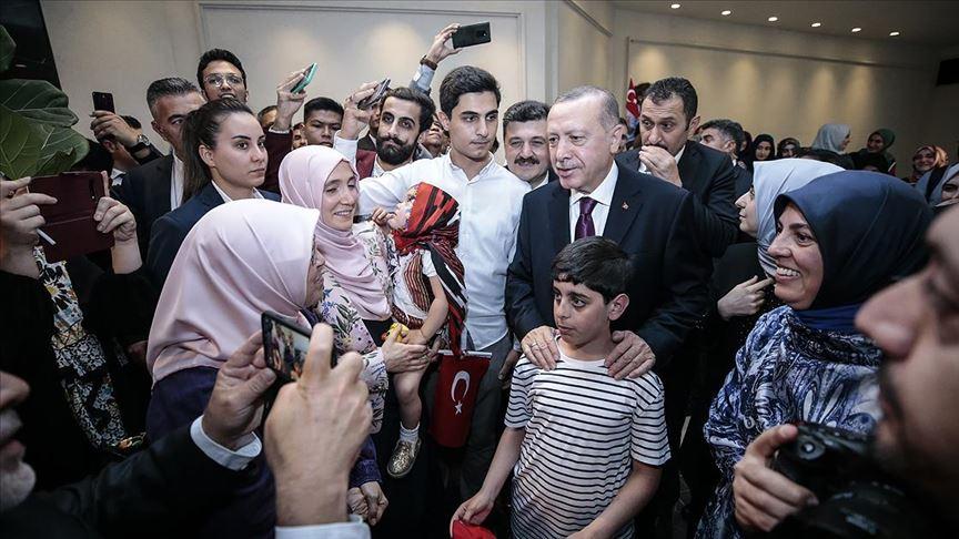 Cumhurbaşkanı Erdoğan Malezya'da..