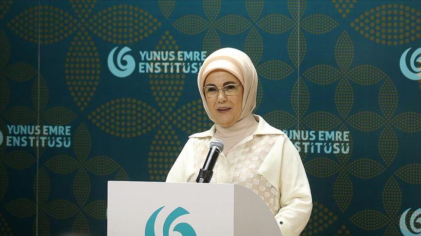 Emine Erdoğan Malezya'da YEE Türk Kültür Merkezini açtı