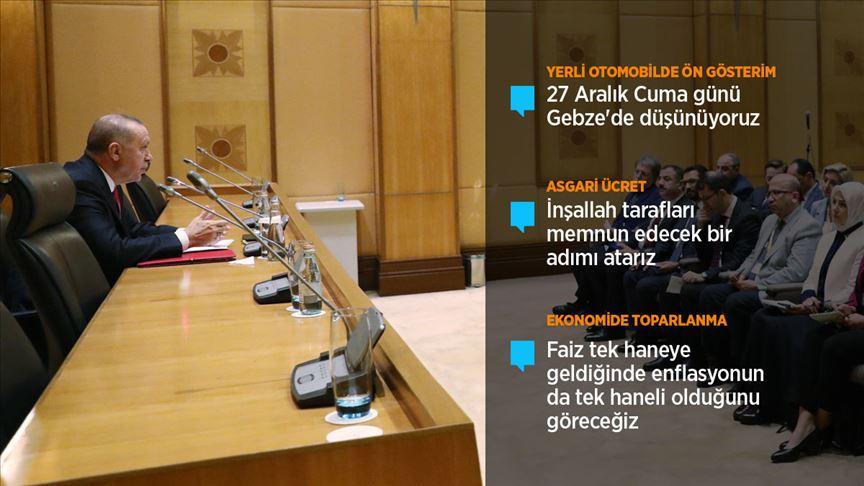 Cumhurbaşkanı Erdoğan: Bizim de yaptırımlarımız olacaktır!