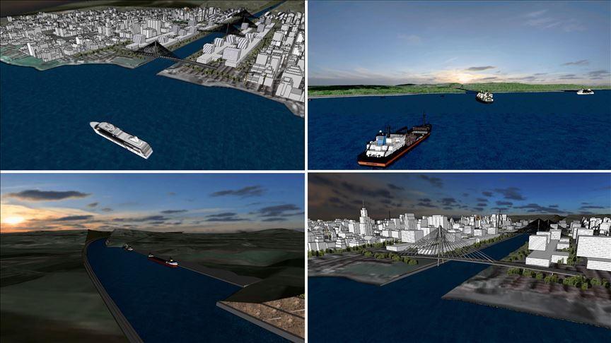 Kanal İstanbul Projesi için kapsamlı çalışma