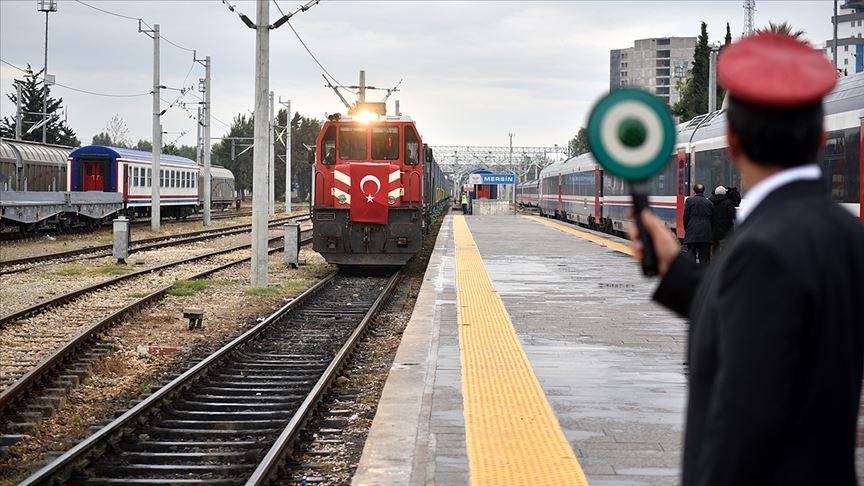 Türkiye Çin'e 'ihracat treni' gönderecek!