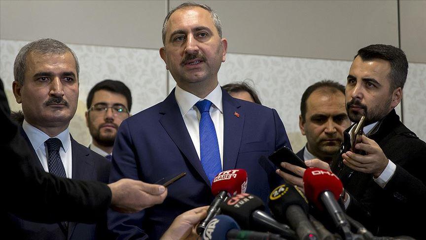 Adalet Bakanı Gül: Hablemitoğlu cinayeti zanlısının iadesi için gayretimiz söz konusu