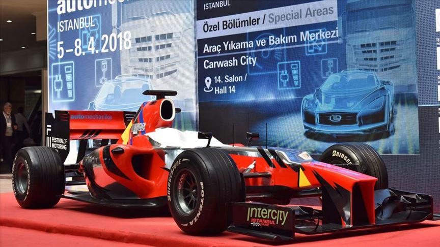 Konyalı iş insanı ürettiği F1 simülatörlerini 27 ülkeye ihraç ediyor