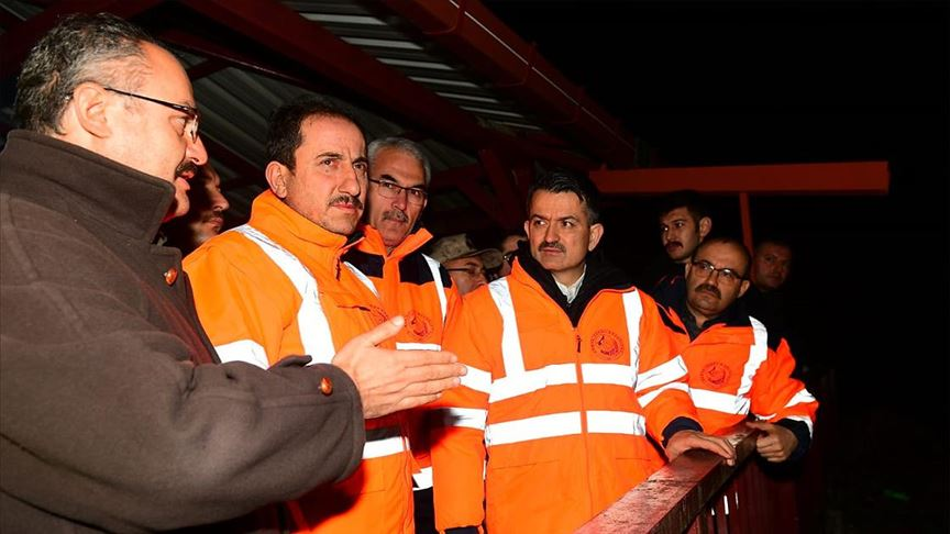 Pakdemirli: Trabzon'daki yangınlar şu an itibariyle büyük ölçüde kontrol altında diyebiliriz