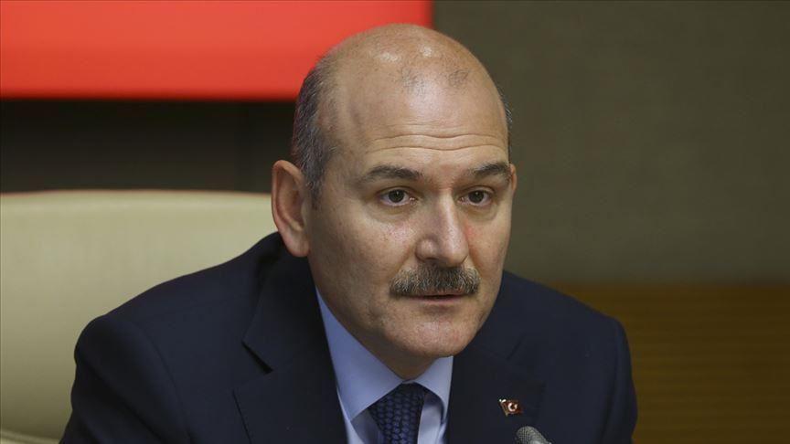 İçişleri Bakanı Süleyman Soylu'dan Kanal İstanbul paylaşımı