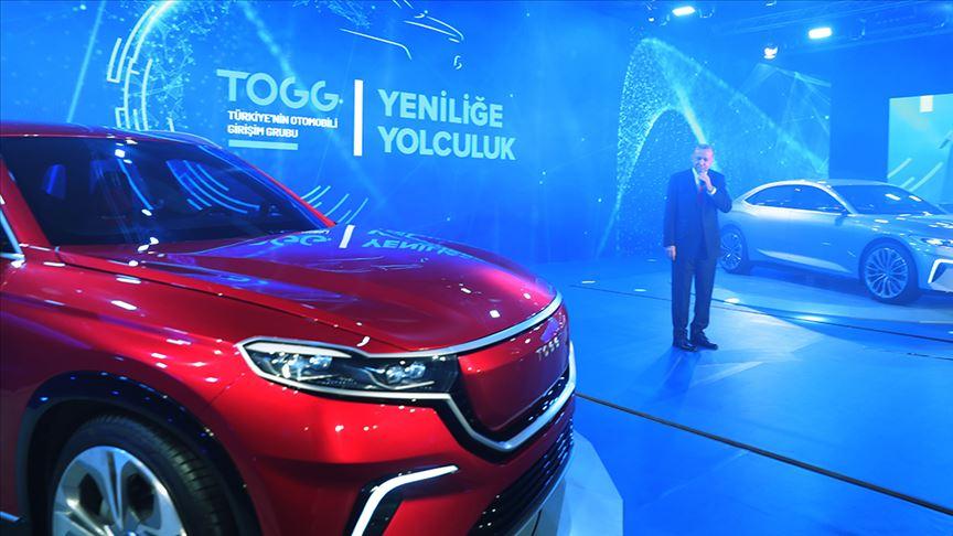 Türkiye'nin Otomobili görücüye çıktı!