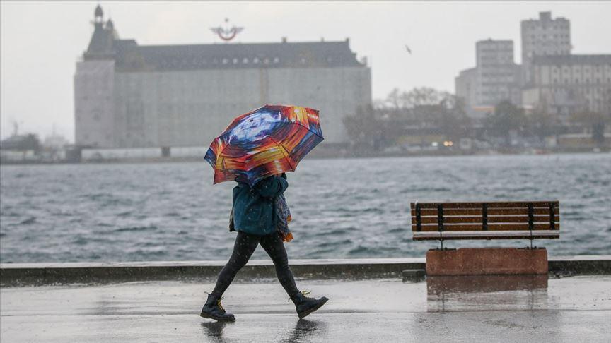 Meteorolojiden fırtına uyarısı yapıldı