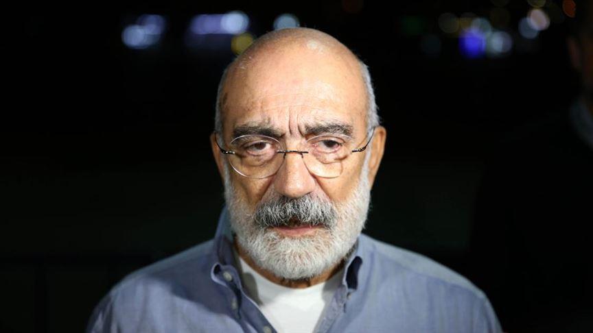 İstinaf Ahmet Altan'ın cezasını uygun buldu!