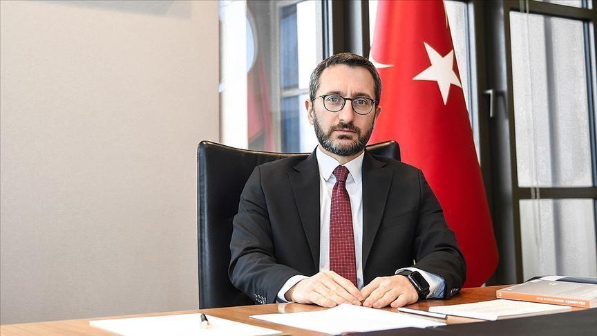 İletişim Başkanı Fahrettin Altun'dan güvenlik toplantısına ilişkin açıklama