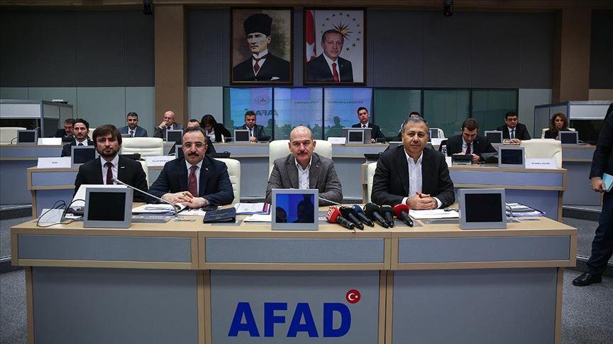 İçişleri Bakanı Soylu: 2019'da il düzeyinde 88 afet tatbikatı gerçekleştirildi