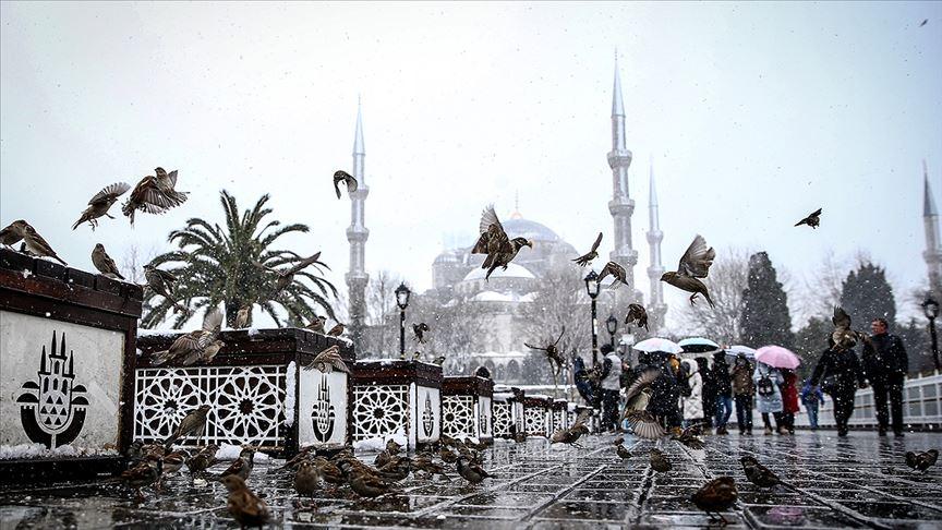 Akdeniz ve Marmara'da bazı iller için 'aşırı yağış' uyarısı