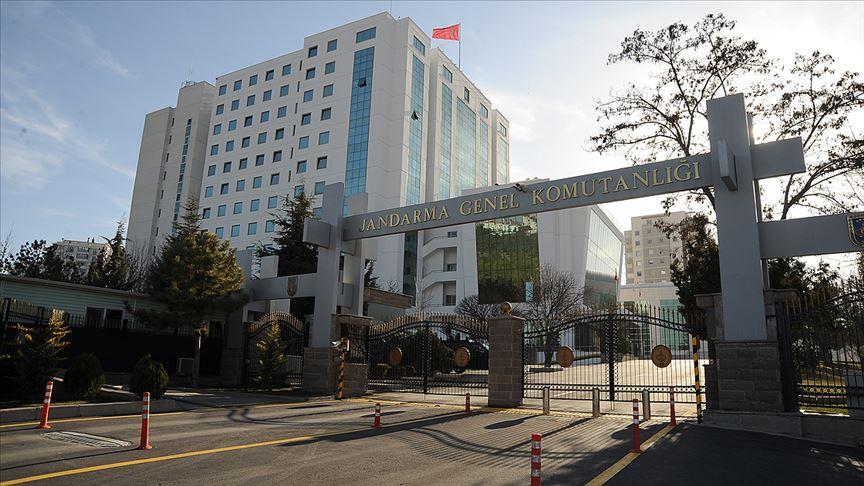 Jandarma Genel Komutanlığı personeline FETÖ soruşturması: 5 gözaltı kararı