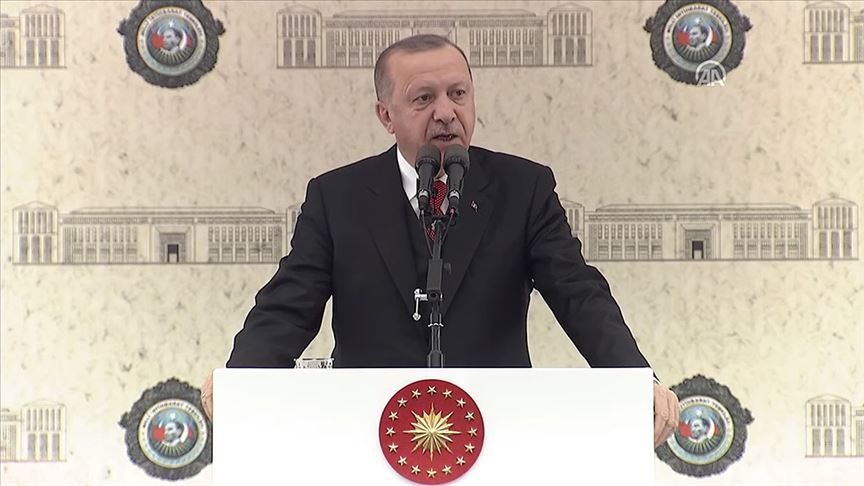 Erdoğan: MİT Libya'da üzerine düşen görevleri hakkıyla yerine getiriyor