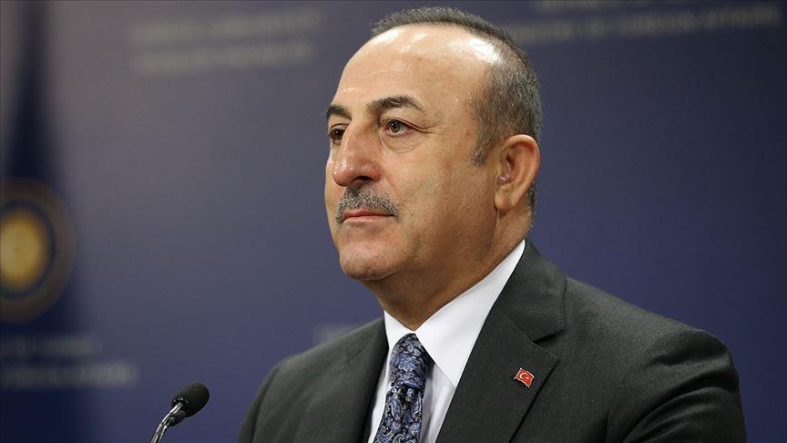 Dışişleri Bakanı Çavuşoğlu yarın Irak'a gidiyor