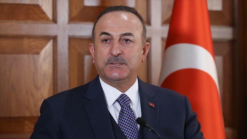 Dışişleri Bakanı Çavuşoğlu Bağdat'ta...