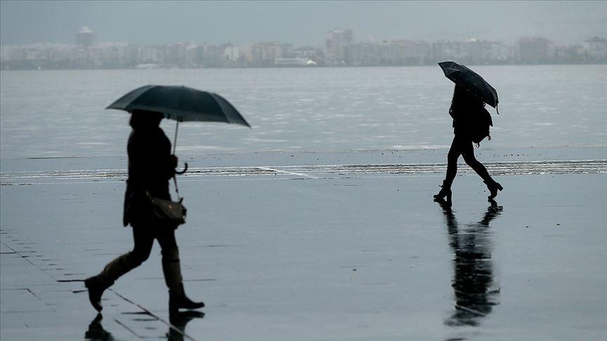 İstanbul'da yarın yağmur bekleniyor..