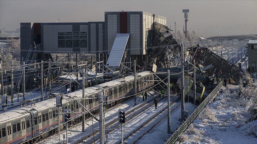 Ankara'daki Yüksek Hızlı Tren Kazası davası