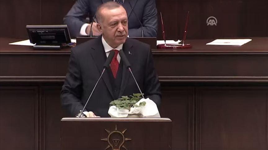 Cumhurbaşkanı Erdoğan: Suriye'de rejimin ateşkesi bozma girişimlerini önlemekte kararlıyız