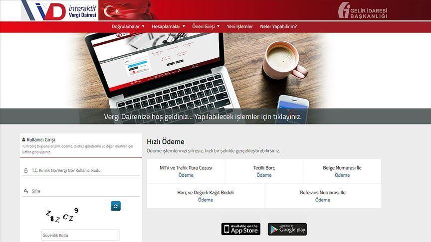 Gelir İdaresi Başkanlığı'ndan sahte internet sitesi uyarısı