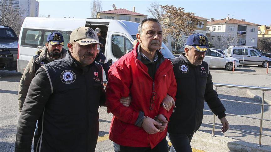 FETÖ davasından tahliye edilen eski Korgeneral Metin İyidil istinaf mahkemesine sevk edildi