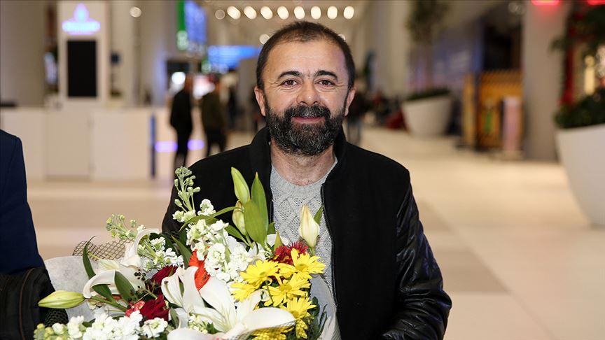 Mısır'da gözaltına alındıktan sonra serbest bırakılan AA çalışanı Hilmi Balcı Türkiye'de