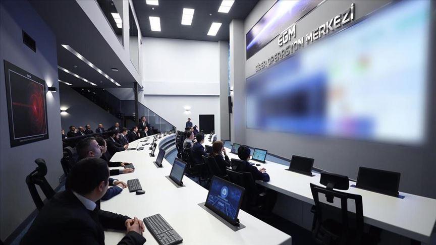 EGM'nin Siber Operasyon Merkezi açıldı!