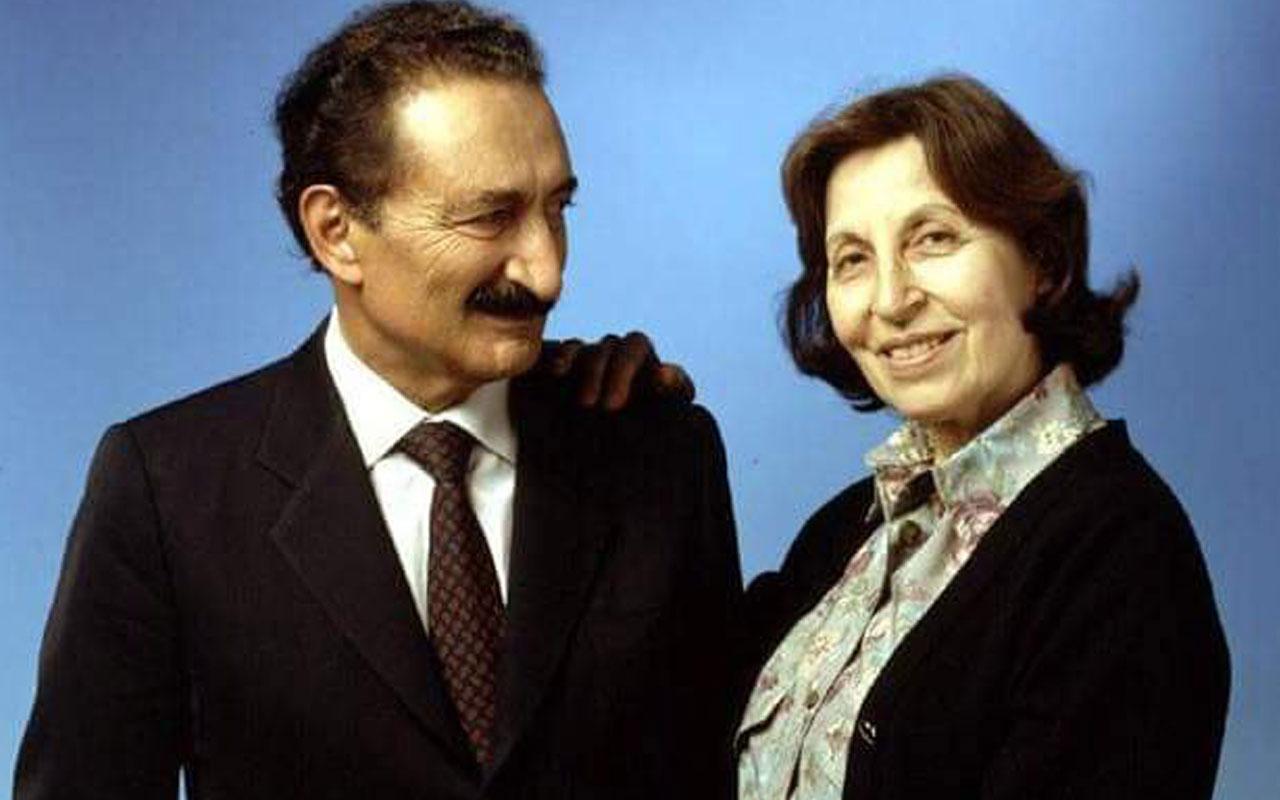 Bülent Ecevit'in en yakınındaki isim: RAHŞAN ECEVİT