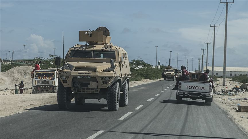 Somali'de bombalı saldırıda 4 Türk yaralandı!