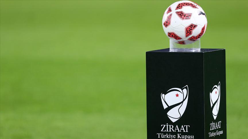 Ziraat Türkiye Kupası'nda kura çekimi, 24 Ocak'ta