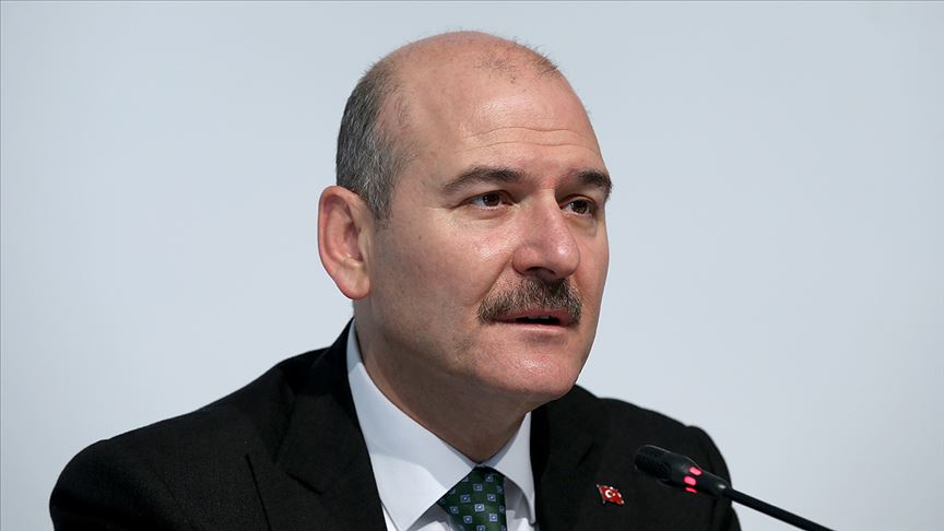 İçişleri Bakanı Soylu: Ne terör ne uyuşturucu bu ülkenin hiçbir evladının kaderi olamaz