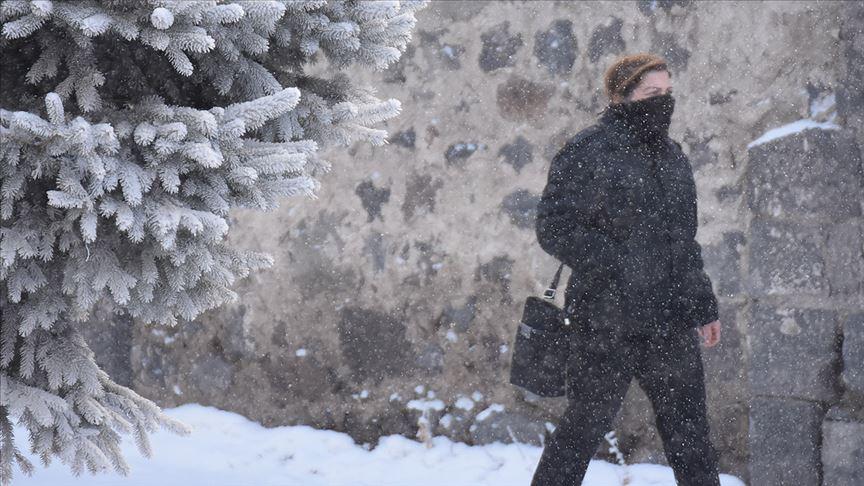 Meteorolojiden soğuk ve yağışlı hava uyarısı