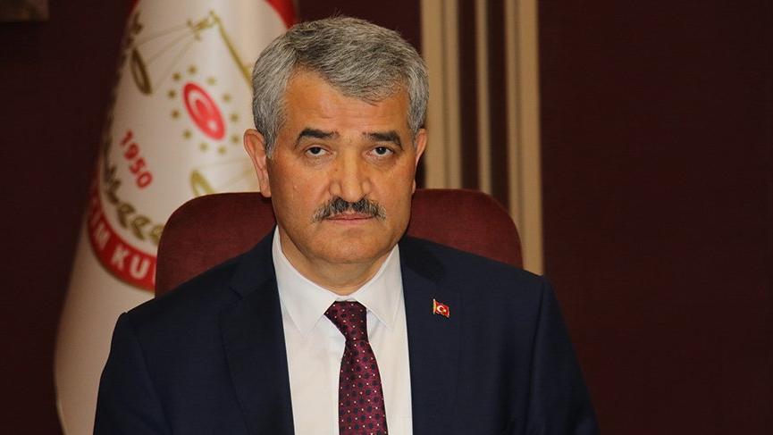 YSK'nın yeni Başkanı 'Muharrem Akkaya'