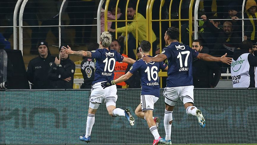 Fenerbahçe seriyi sürdürdü!