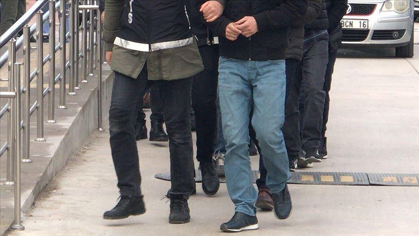 Başkentteki FETÖ operasyonu: 21 gözaltı kararı