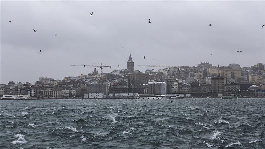 İstanbul'da sağanak bekleniyor..